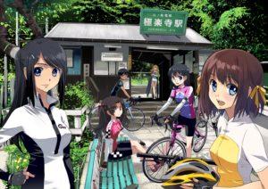 Descargar Minami Kamakura Koukou Joshi Jitensha-bu HD 720p MEGA